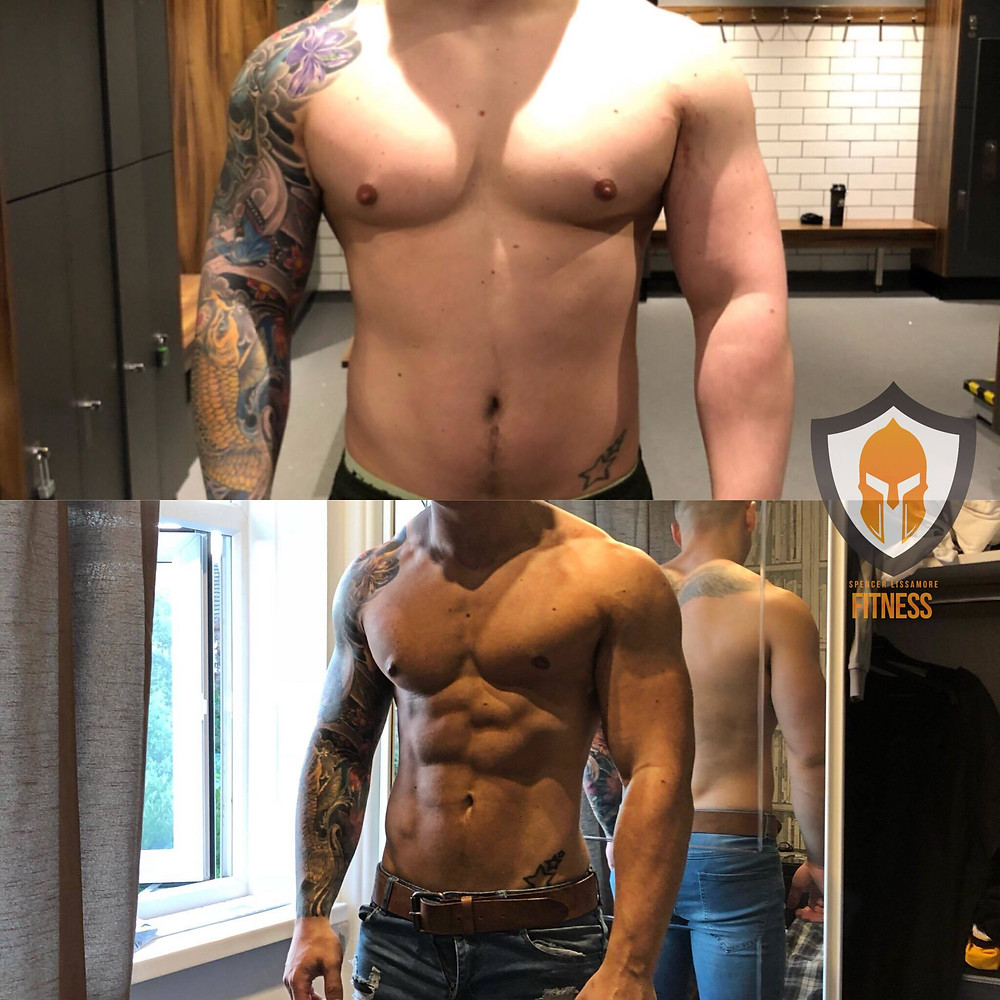 Ten Week Transformation.