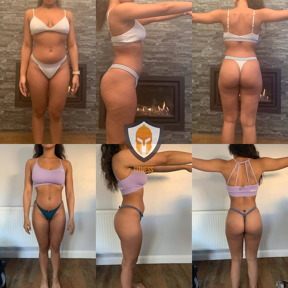 Client Demi Mitchell Week 3 Check-In