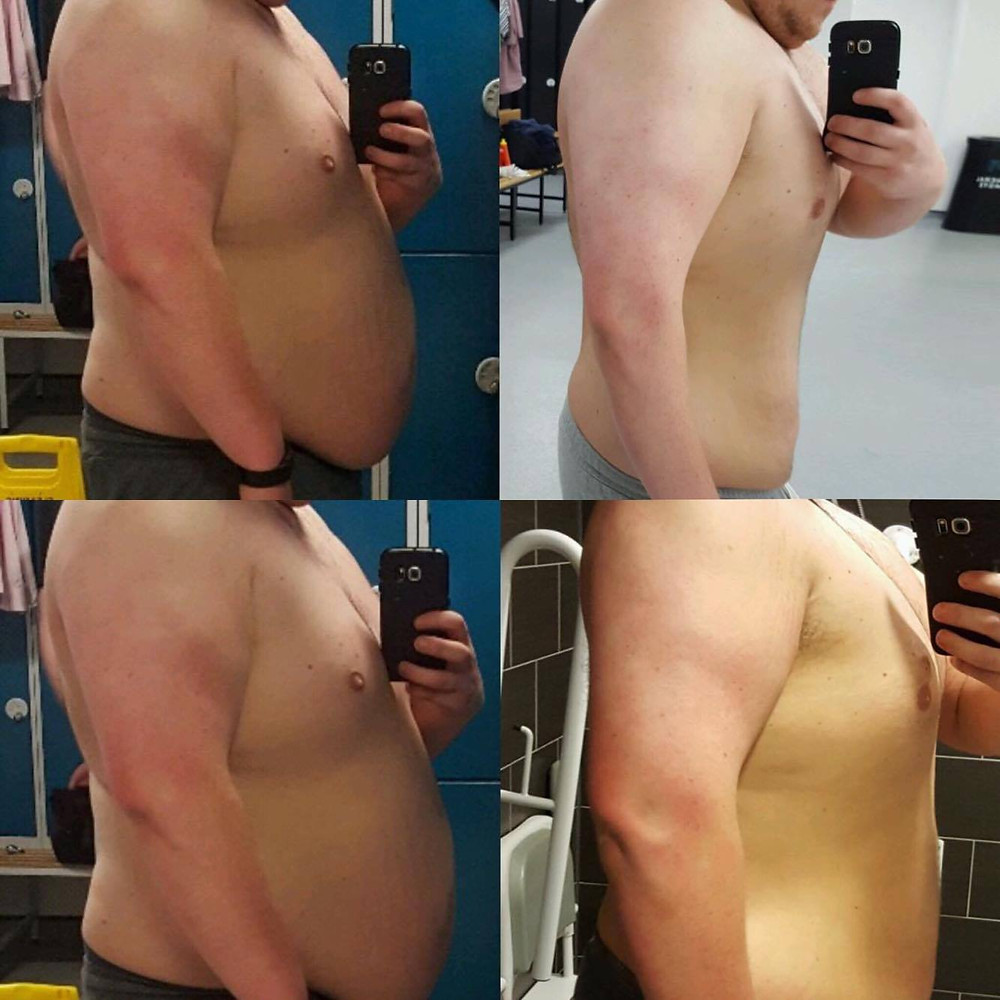 Greg Kinsey's Transformation