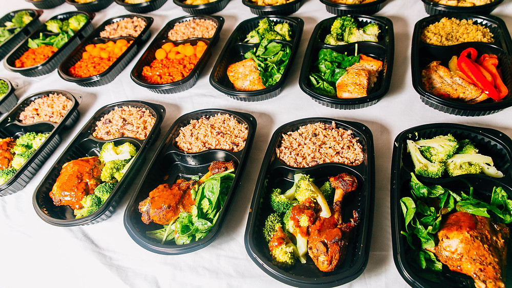 Ultimately, if money is not an issue. Fresh meal prep would be the cleanest and most convenient.