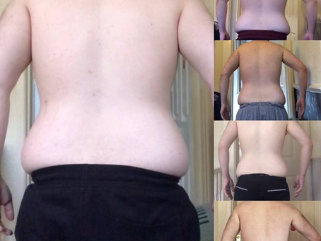 These SLF users have lost a combined -59kg (130 lbs).