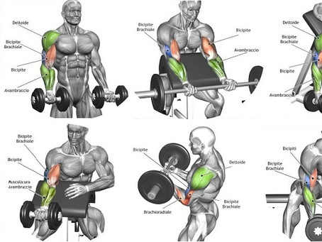 Want bigger Biceps? Try these 5 apple squeezing moves!