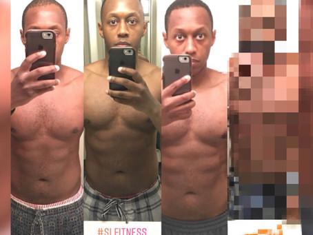 Durell. C gained 19lbs in lean muscle mass. Wait til' you see how he did it…