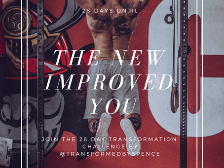 A Diet & Exercise Plan from Transformed by Spence.