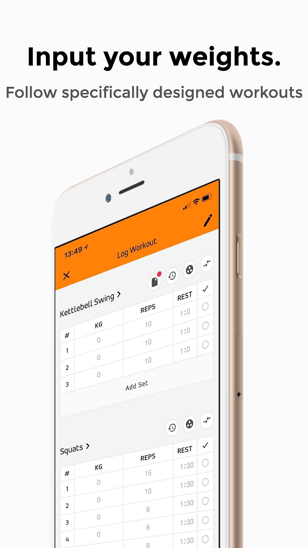 SLF App