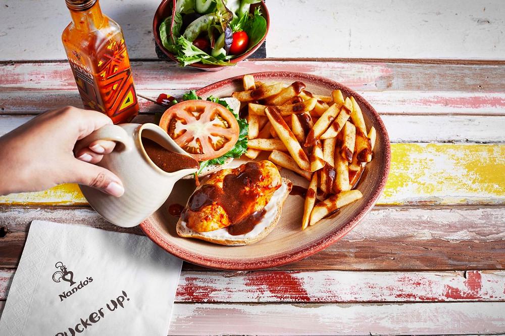 Peri-Peri Chicken Gravy