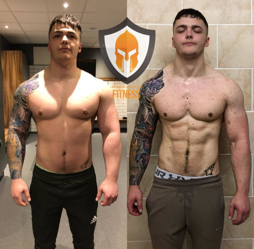 90 Day Transformation Client: Mark Higgs (Day 72)