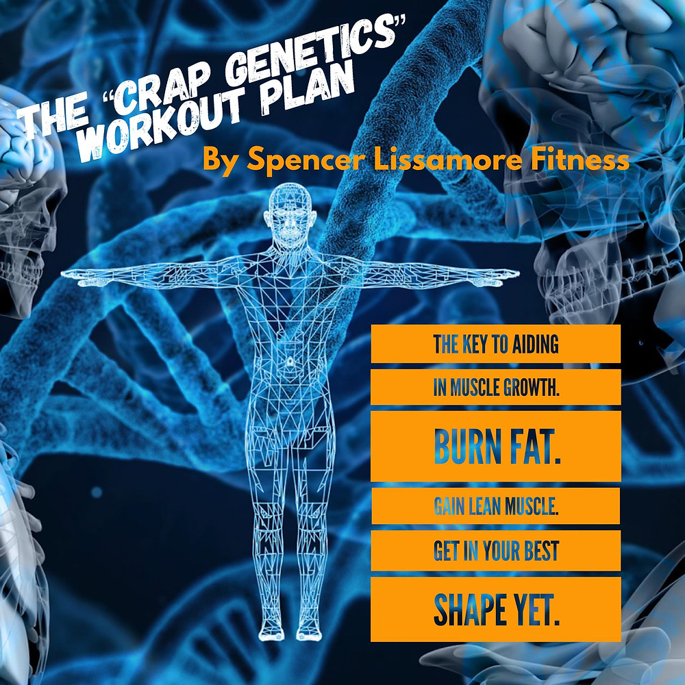 The Male Crap Genetics workout programme