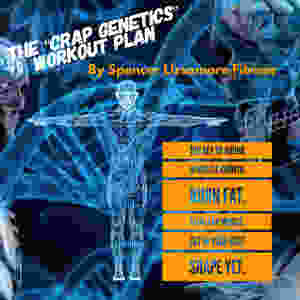 The Male Crap Genetics workout programme