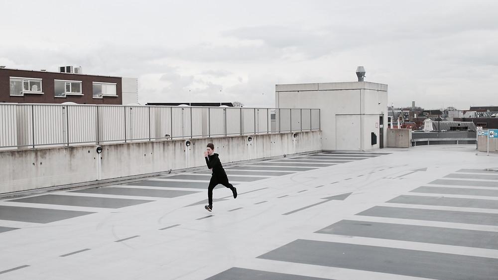 Fartlek Sprinting - Urban style.