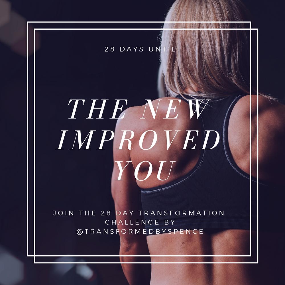 28 DAY TRANSFORM