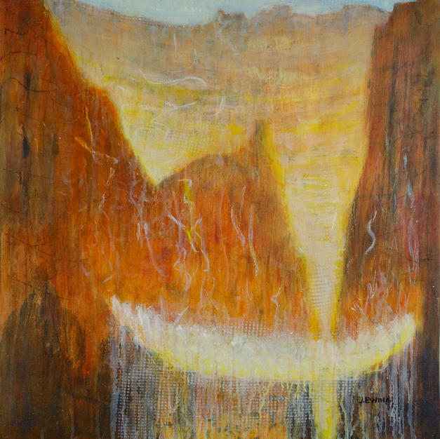 Suspended Canyon ( Fire Collection )