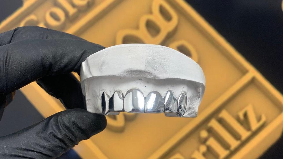 Six teeth