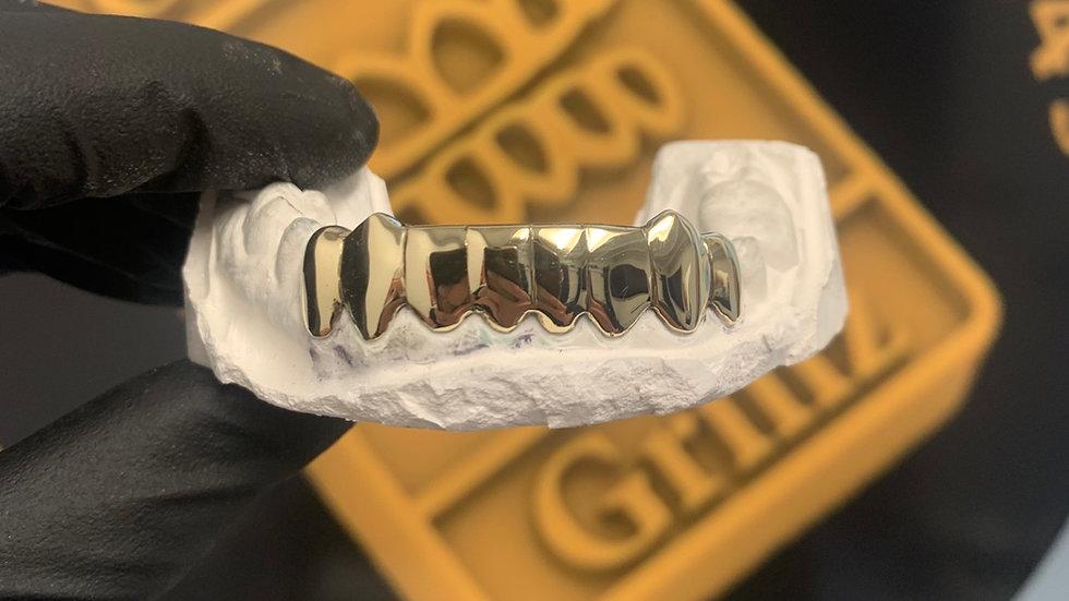 Eight teeth
