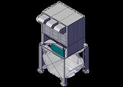 P&J Dust Extraction Modular Unit System