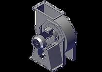 P&J Dust Extraction Fan Unit System