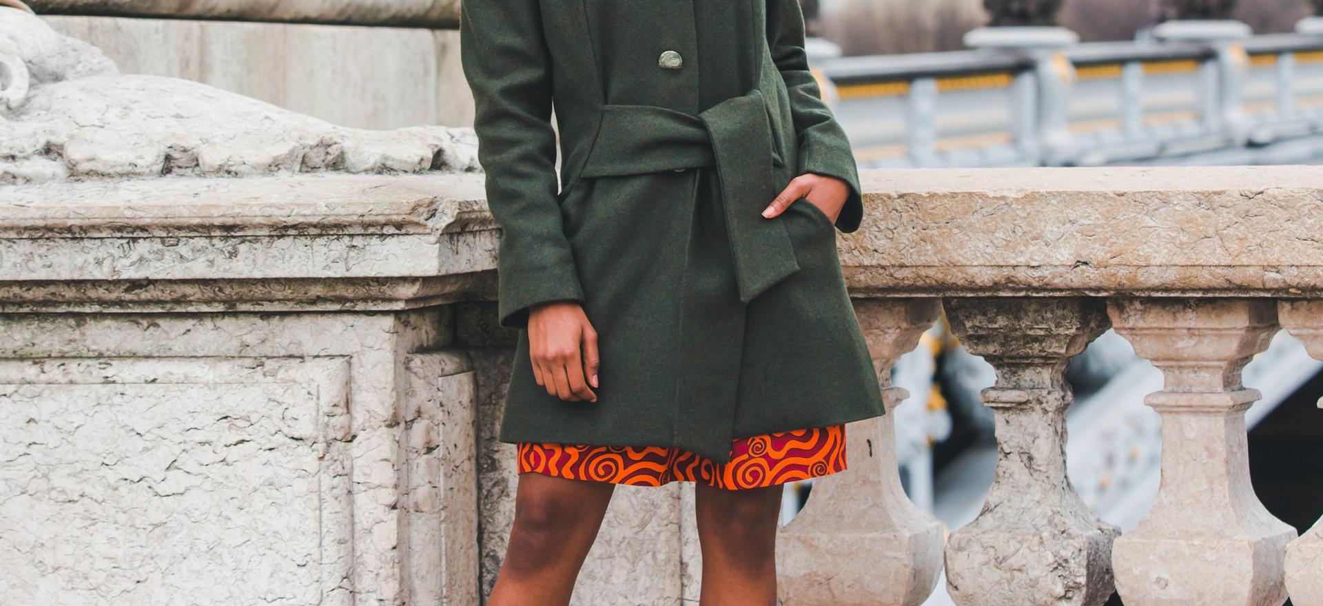 Mvuto coat- 450€