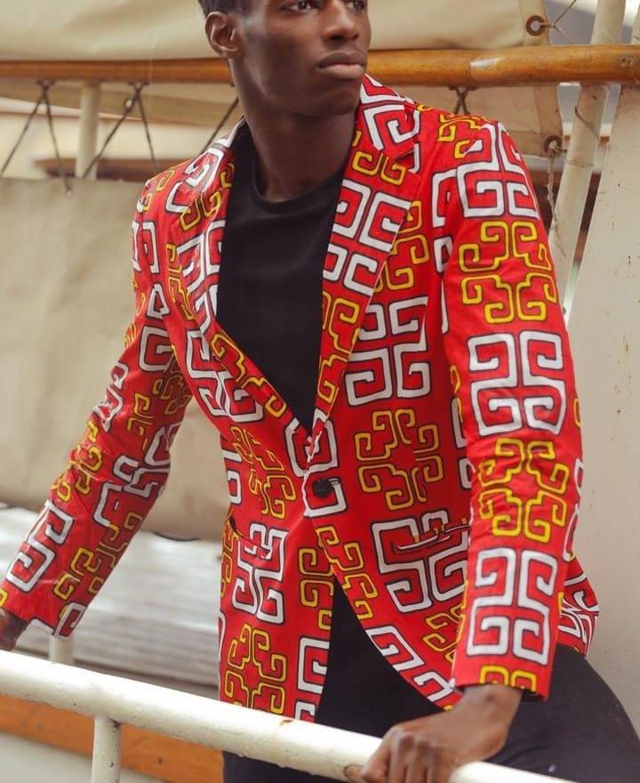 Furaha jacket- 350€