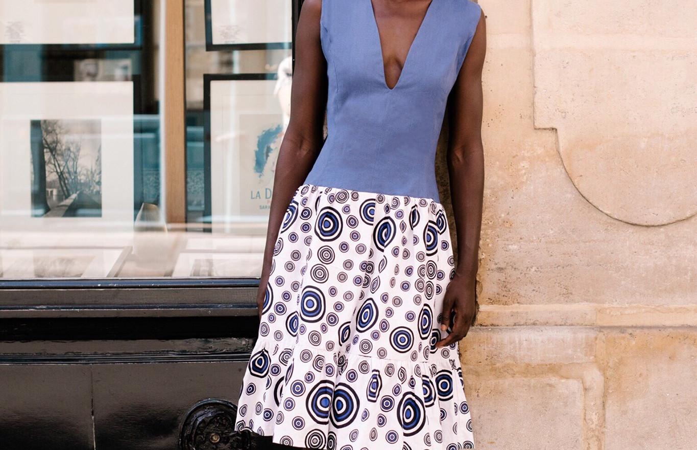 Timiza dress- 380€