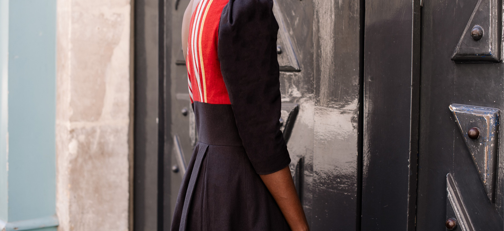 La robe Jioni- 460€