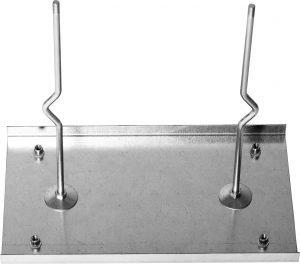 Metalno postolje za montažu sandučića, Jordankare™