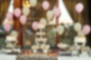 טופי הפקות | שולחן בת מצווה