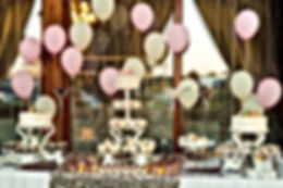 Party Treat Table