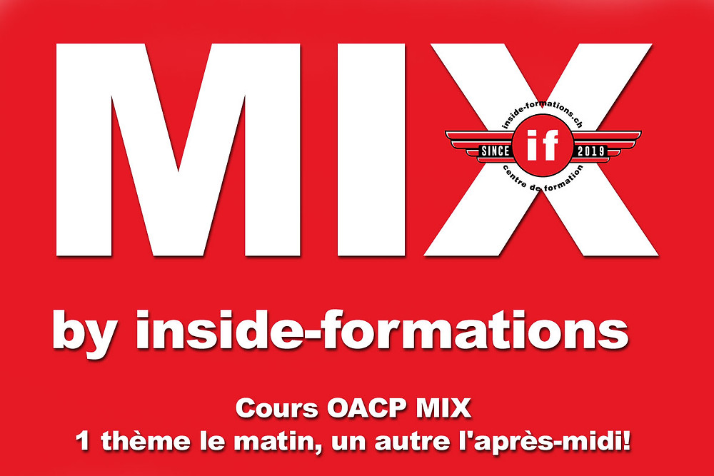 Cours OACP