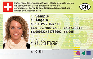 C95: carte de qualification