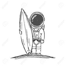 102126175-hand-drawn-astronaut-surfer -w