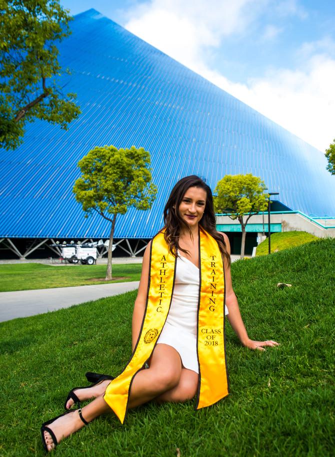 Alex's Graduation Photos, CSU Long Beach
