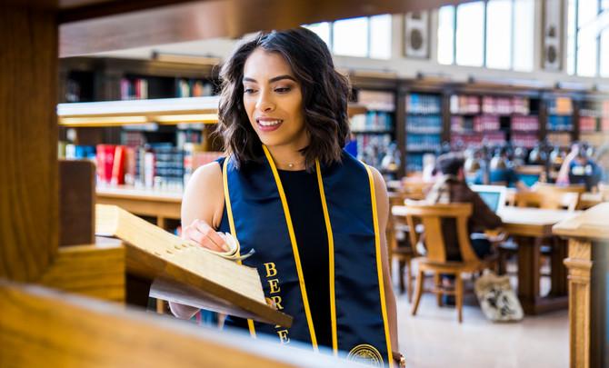 Alicia's Graduation Pictures