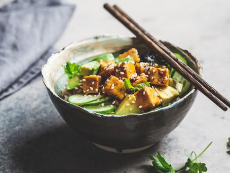 8 Easy Vegetarian Lunch Ideas
