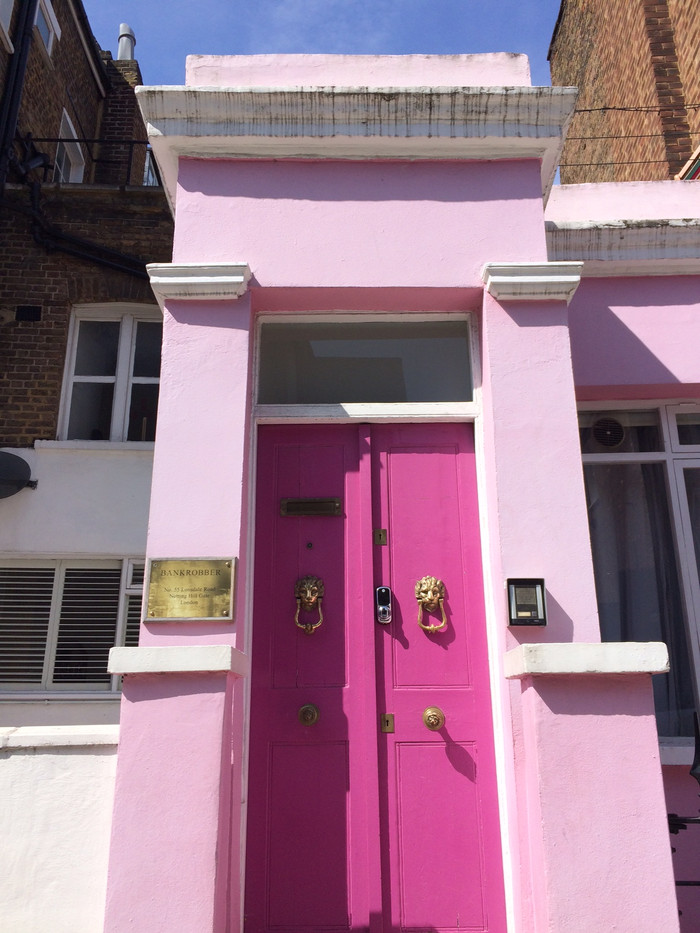Notting Hill Strolls and Musings