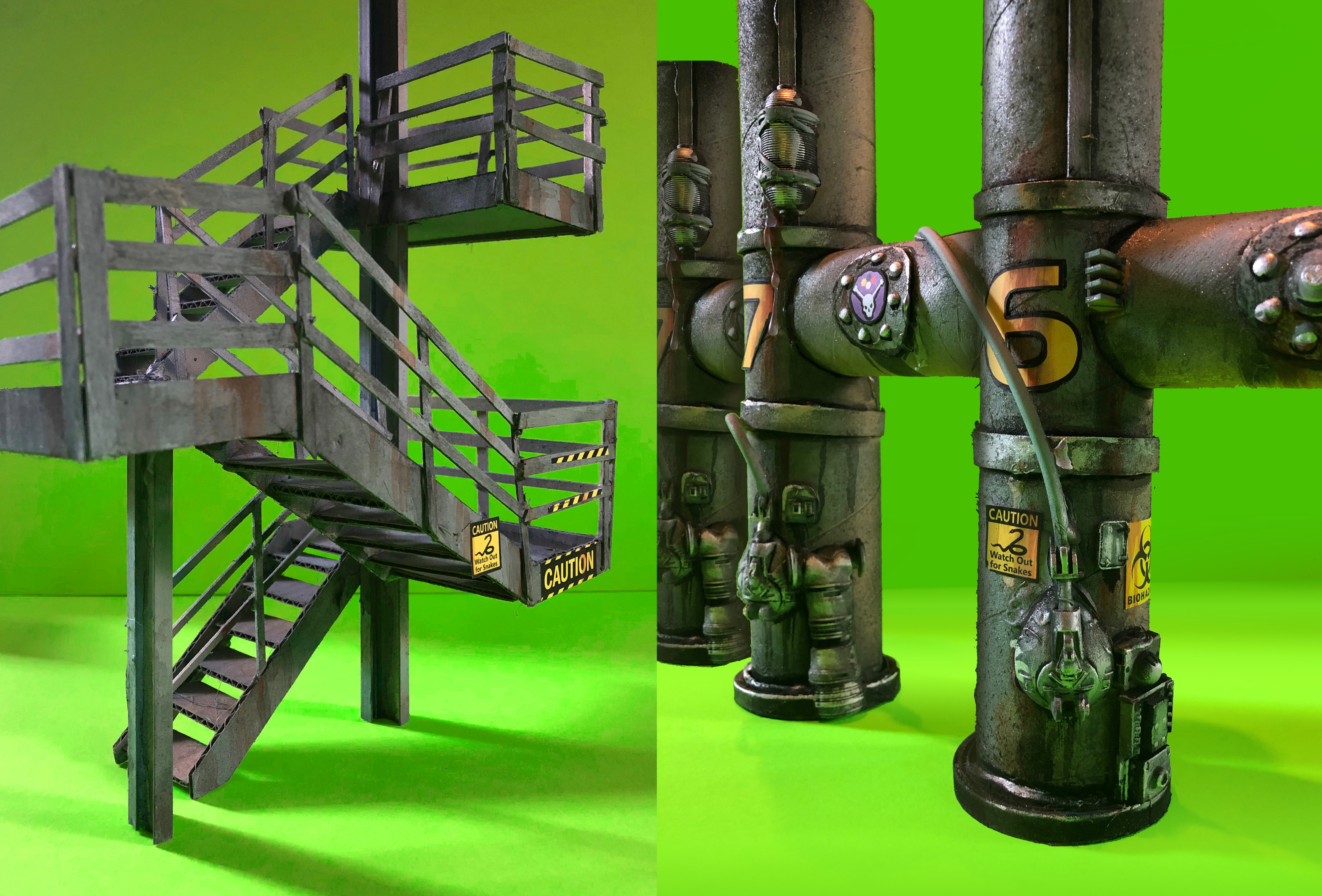 Audio Drink Stairs_tubes