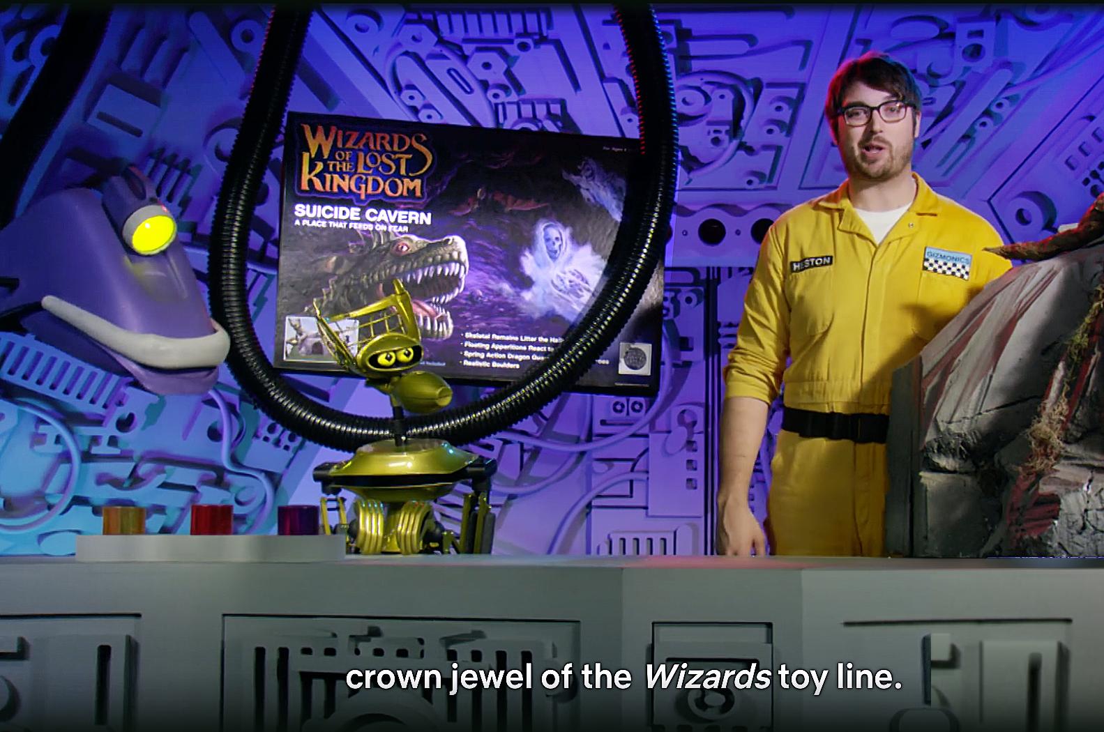 Wizards Playset