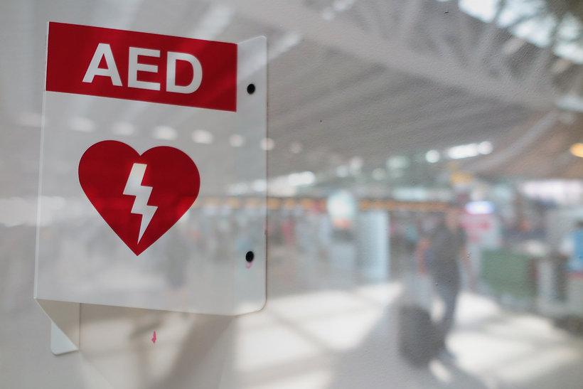 Hjärtstartare Jönköping Safe Heart Medical