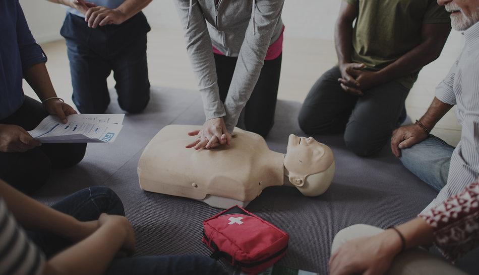 Hjärt & lungräddning med Safe Heart Medical