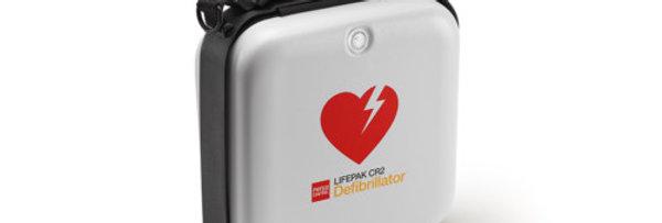 Lifepak CR2 Wifi med hård skyddsväska. Safe Heart Medical