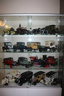 model car collectibles