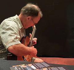 Glen Perry Guitars 2015 La Guitarra California