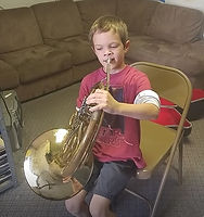 Online French horn Lesson