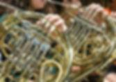 French horn ensemble