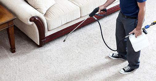 carpet deodorization