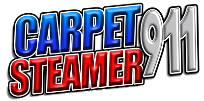Carpet Steamer 911 logo
