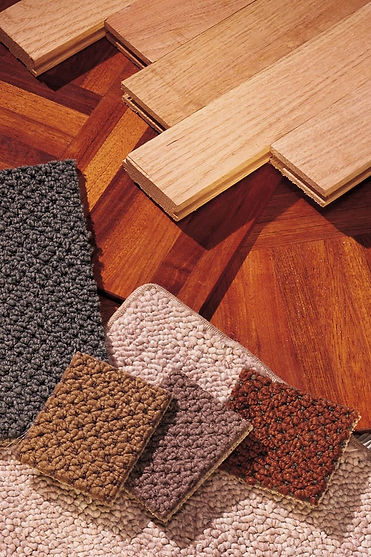 Assorted-carpet-and-wood-flooring-sample