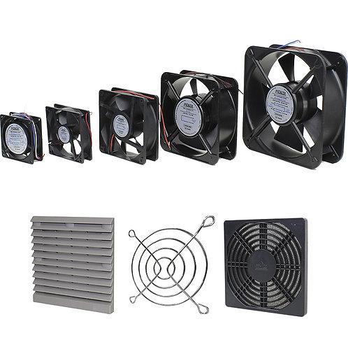 Mini ventiladores