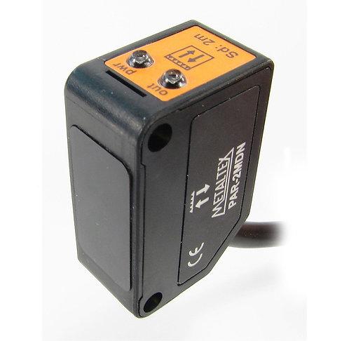 Sensor fotoelétrico PA - miniatura