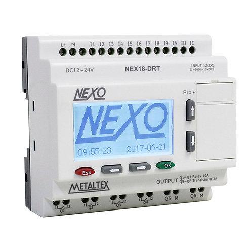 Mini CLP NEXO - Controlador Lógico Programável
