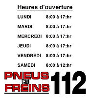 garage mecanique pneus freins 112